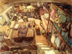 ArtStation - The shoemaker's home, Frank Sun