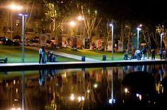 The Night View at Yerevan, Armenia