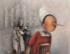 Pinocchio a Milano | Mangialibri