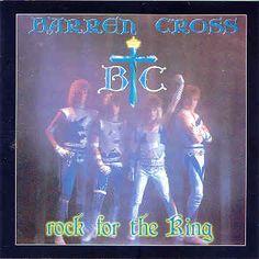 Barren Cross - Rock For The King