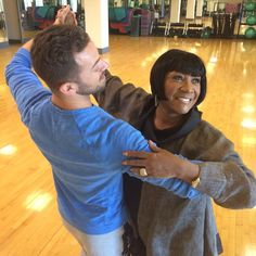 The incomparable @MsPattiPatti takes the #DWTS stage with @artemchigvintse in 9 DAYS!