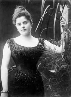 Baroness Mary Vetsera, mistress of Archduke Rudolph