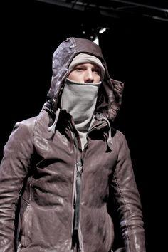 Paris Fashion Week | Boris Bidjan Saberi F/W 2013 | For-Tomorrow | Curated International Menswear, Books, Magazines and Objects