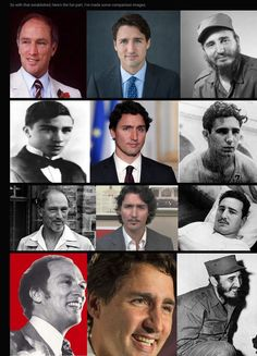 Post with 53 votes and 3384 views. Tagged with Current Events; Shared by sheepsquatch. Castro father of Canadian prime minister. is it Trudeau? Political Quotes, Political Views, Idiot Meme, Margaret Trudeau, Canada Memes, Growth Mindset Classroom, Scum Of The Earth, Ted Kennedy, Girls Vacation