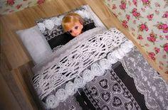 お布団セットが売れました。 カズミンブログ ドール用ベッド&ソファー・・他いろいろ♡