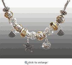 Davinci Beach Theme Bracelet