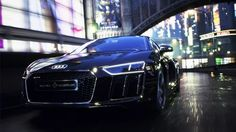 Audi built a Final Fantasy-themed special edition sports car for $470,000