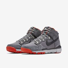 Poler x Nike Dunk High R/R