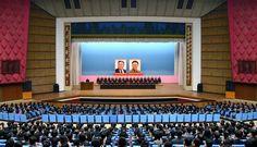 위대한 수령 김일성동지께서 혁명적출판물 《3. 1월간》을 창간하신 80돐기념 중앙보고회 진행