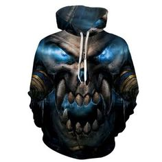 Skull Black Hooies Sweatshirt Funny Print Long Sleeve Pullovers Tracksuit Leisure Fashion Hooded Shirts with Pocket Spring Autumn Casual Clothes Airbrush T Shirts, Skull Hoodie, Casual Outfits, Casual Clothes, Funny Sweatshirts, Novelty Gifts, Casual Fall, Black Hoodie, Funny Gifts