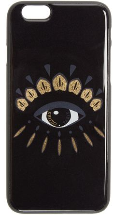 Étui pour iPhone 6 noir Eye
