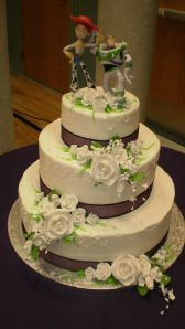 Awesome Wedding Cakes by Sam Keele Free Wedding Catalogs, Cheap Wedding Cakes, Buy Cheap, Cake Designs, Utah, Awesome, Desserts, Stuff To Buy, Food