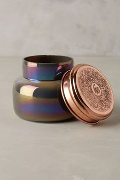 Capri Blue Jar Candle - anthropologie.com