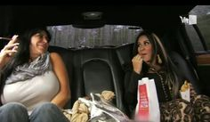 Mob Wives' Big Ang Takes on Snooki! - Reality Nation