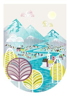 Scattered Showers by lauraamiss on Etsy. , via Etsy.