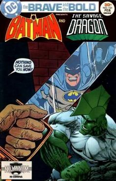 Super-Team Family: The Lost Issues!: Batman and The Savage Dragon