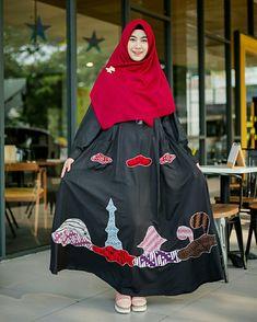 Hijab Fashion Inspiration, Style Inspiration, Abaya Style, Muslim Dress, Hijab Styles, Hijab Chic, Girl Hijab, Kebaya, Muslim Fashion