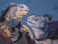 Hey, I found this really awesome Etsy listing at https://www.etsy.com/listing/221211557/marine-iguanas-dancin-in-the-moonlight