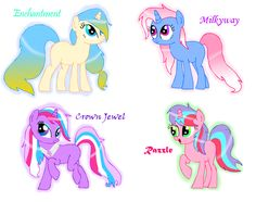 all 13. I have adopted Enchantment and Milkyway. Milkyway is cursed.