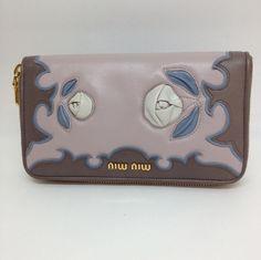 Auth MIU MIU MINT 5M0506 (14000429) #MIUMIU #Handbag