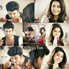 The ice-cream competition ♥ Jennifer Winget, Tv Actors, Arya, Henna, Competition, Celebs, Movie Posters, Movies, Ice Cream