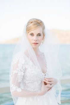 Actress, singer, dancer and now a Mrs! Dearest Clare, you've for ever put Crete on #destinationwedding map with your fabulous wedding in #white and #blue.
