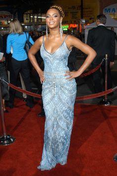 evening blue dress beyonce