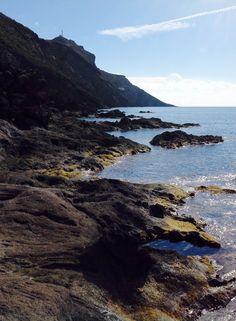 Scauri's coast, Pantelleria island