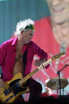 Keith Richards 2014