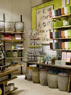 Retail VM | Visual Merchandising | Home Adornment | Retail Design | Shop Design | Anthropologie