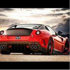 Stunning Ferrari 599 GTO! Whats your favourite Ferrari?