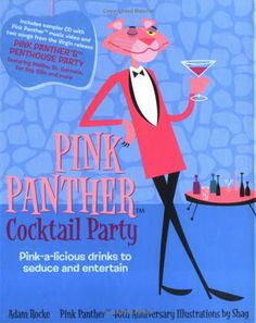 pink cocktails for party | pink panther cocktail party shag pink a licious drinks to
