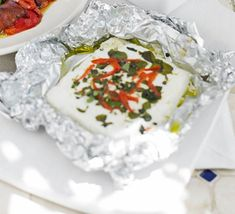 BBC Good Food offers this Baked Feta with Chili & Oregano recipe. Need we say more?