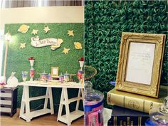 Keith's The Little Prince Themed Party – Dessert Setup