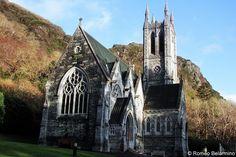 Gothic Church of Kylemore Abbey