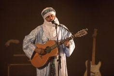 48 Best Things We Saw at SXSW 2014 Pictures - BEST AFRICAN GROOVES: Tinariwen and Imarhan Timbuktu   Rolling Stone