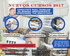 Diseño para Instituto CIEC  de Avellaneda, para presentar sus nuevos cursos. Por supuesto Diseñado por mi...