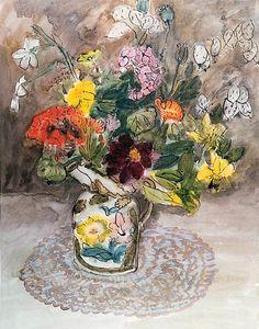 Penelope Beaton Autumn Flowers 1953 Blossom Flower, Flower Art, Autumn  Flowers, Oscar Wilde f8720b678cbe