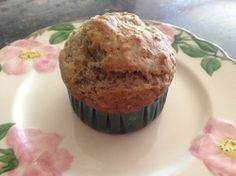 BANANA CINNAMON MUFFINS * with sugar or sugar-free * MOIST & LIGHT * lots of banana flavor, but not really sweet *