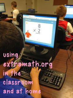 From The Hive: Xtra math- a technology recommendation    math facts, study, technology in the classroom, online homework, addition, multiplication