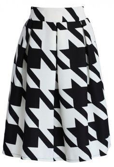 The Interesting Skirt