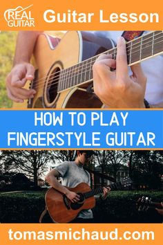 Do you want to learn how to play excellent fingerstyle guitar? In this beginner guitar lesson, you will learn how to finger the D minor chord and some other tips to learn how to play fingerstyle guitar. Fingerstyle is a great music style to know for the acoustic guitar, and you can play fingerstyle songs without any other musicians. With some practice, you should be able to play a countless number of fingerpicked songs. #fingerstyleguitar #fingerpickingguitar #acousticguitar #beginnerguitar How Its Going, Going To Work, Fingerstyle Guitar Lessons, Guitar Chords, Acoustic Guitar, Guitar Songs For Beginners, Guitar Exercises, Guitar Online, Sports Therapy