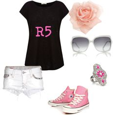 R5. OMG YES! must get shirt like that.