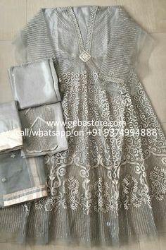 Grey Attractive Indian Bride Wedding Wear Fancy Embroidered Traditional Gorgeous Look Floor Length Heavy Pant & Lehenga Party wear Style Heavy Anarkali Suit #zoya22002 #celebritycollection #anarkalisuit #designerweardress #onlineshopping #partywearsuit #weddingseason #festivalfashion #bollywooddesigner #designerwear #traditionalwear #bridalcollection #indianbrideoutfits #floorlengthdress #gowns #gownstylesuit #kenya #saudi #canada #banglore #indonesia #australia #france #germany
