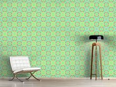 Design #Tapete Hexagonia Verde