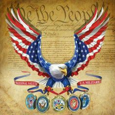 We the People ARE the US Military