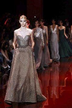 París Alta Costura 2013 marca las tendencias de los próximos meses