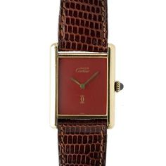 Cartier 【R's】カルティエGPマストタンクアンティークボーイズ 時計 Watch Antique ¥88000yen 〆05月16日