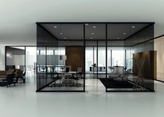 cloison-amovible-transparente-noir-cloison-bureau-mode-de-separation-chambre