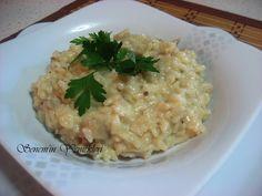 Senemin yemekleri: MANTARLI RİSOTTO TARİFİ